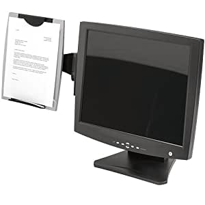 fellowes monitor konzepthalter h lt bis zu 100 computer zubeh r. Black Bedroom Furniture Sets. Home Design Ideas