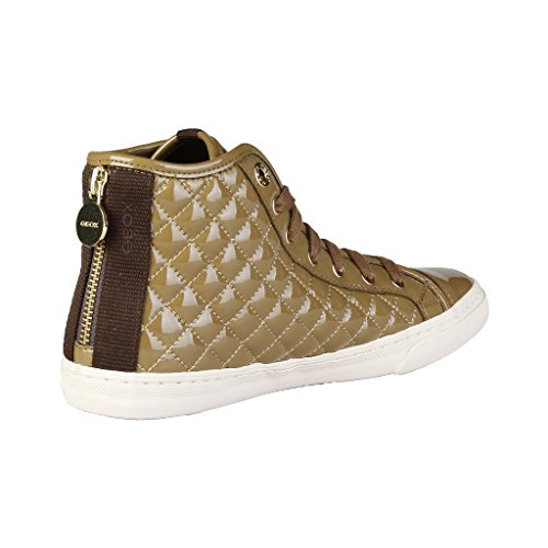 Geox D Giyo Damen D Giyo Braun Geox Sneakers Hohe 5ZgxHdwq