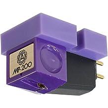 Nagaoka mp-200DJ Tocadiscos estéreo láser elliptocal diamante lápiz capacitivo