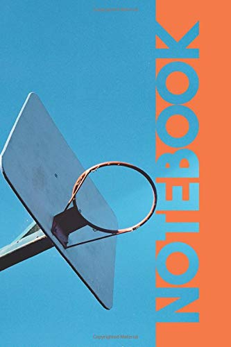 Notebook: Basketball Net Cool Composition Notebook for Baloncesto Dunk Contest Fans