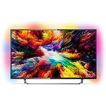 Philips 55PUS7373/12 139 cm (55 Zoll) LED Fernseher (4K Ultra HD, Triple Tuner, Smart TV)