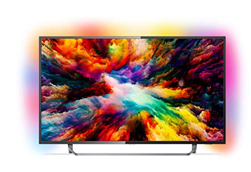 Philips 55PUS7373/12 139 cm (55 Zoll) LED Fernseher (4K Ultra HD, Triple Tuner, Smart TV)