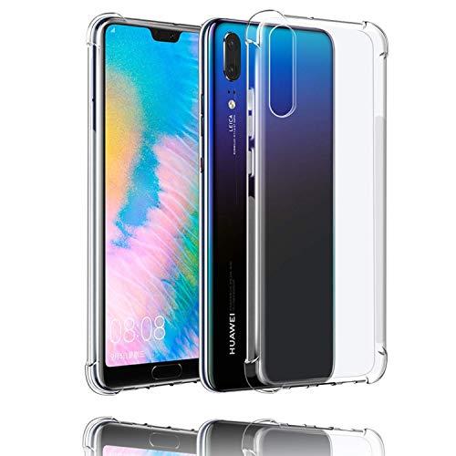 Voviqi Coque Huawei P30 Pro, Housse Etui Huawei P30 Pro Case Ultra Mince Silicone Gel TPU avec Absorption de Choc...