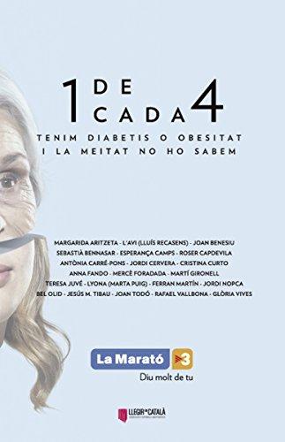 Diabetis i obesitat: El llibre de la Marató (Catalan Edition)
