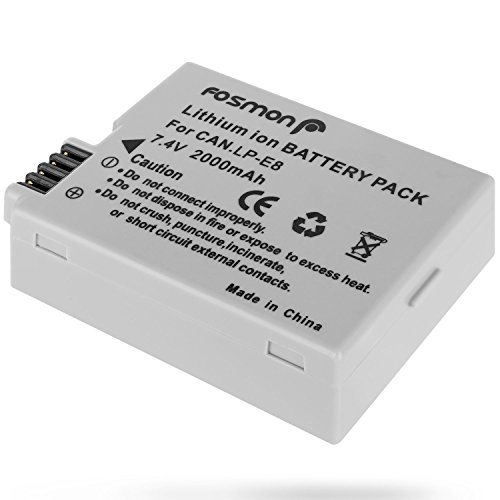 fosmon-74v-2000-mah-replacement-battery-for-canon-lp-e8-lpe8-and-canon-eos-700d-550d-600d-650d-rebel