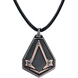Assassins Creed Crest Unisex del Collar