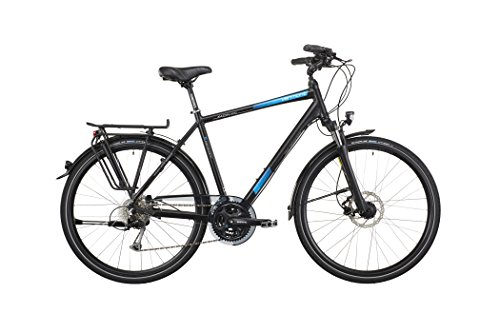 Vermont Eaton XXL Herren magic blackmatt 2016 Trekkingrad