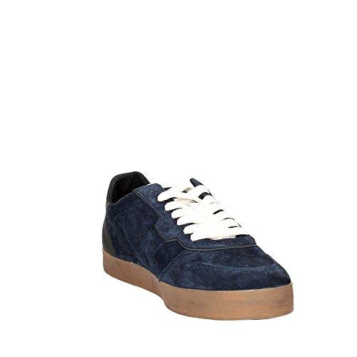 D.A.T.E. COURT-32I Petite Sneakers Homme Bleu