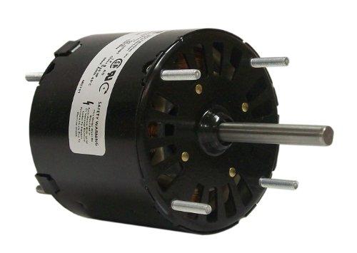 Fasco D132 3,3 Zoll Allzweckmotor, 1/20 PS, 115 Volt, 1500 U/min, 1 Geschwindigkeit, 1,8 Ampere, OAO Gehäuse, CWSE Rotation, Hülsenlager von Fasco -