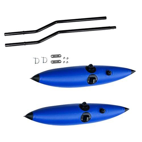 D DOLITY Estabilizadores Hinchables Soportadores Kayak