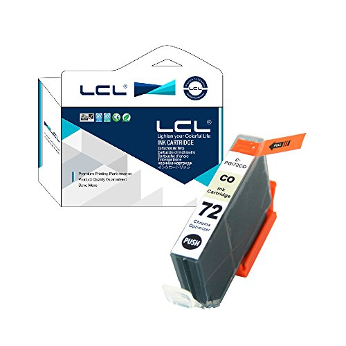 LCL PGI-72 PGI-72CO (1-Pack Chroma Optimizer) Cartouche d'encre Compatible pour Canon PIXMA Pro-10