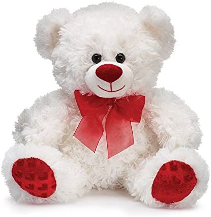 Burton & Bear Burton Valentine's Day Bear & 10 inch Jouet en Peluche b1382d