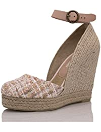 Sandali eleganti grigi per donna Jamron lleFT