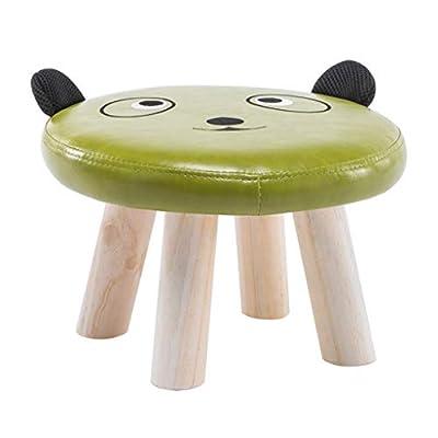 Hocker Baby Sofa Kinder Niedlichen Tier Massivholz Home Cartoon Kleine Bank von HHY - Gartenmöbel von Du und Dein Garten