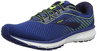 Brooks Men's Ghost 12 Running Shoes, Blue (Blue/Navy/Nightlife 402), 10.5 UK (B07QDZXDBB) | Amazon price tracker / tracking, Amazon price history charts, Amazon price watches, Amazon price drop alerts