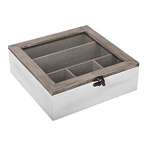 Atmosphera - Boîte à thé - 9 Compartiments