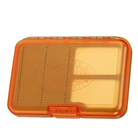 Umpqua UPG Medium Midge Fly Box Orange, One Size (japan import)