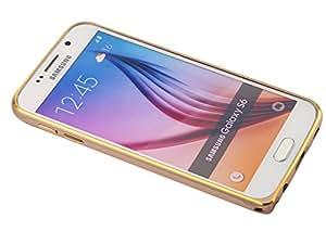 Samsung Galaxy S6 Edge Bumper Cover Case S6 Edge Gold