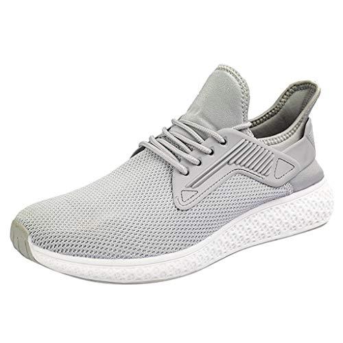 Scarpe Casual Unisex in Pizzo Sneakers Sneakers da Uomo da Donna Scarpe Moderne Primi Camminatori Scarpe Trail Running Ammortizzate Scarpe Ginnastica per Correre