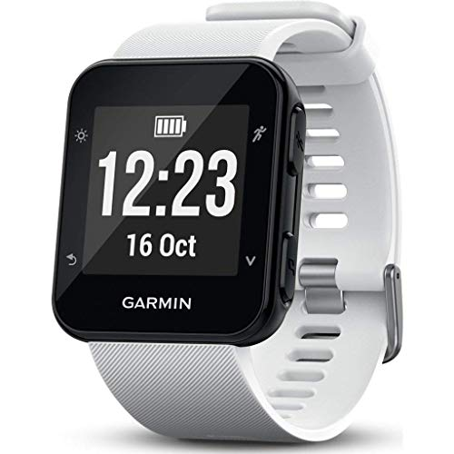 Garmin Forerunner 35 GPS Reloj de Correr con frecuencia cardíaca y Entrenamientos de muñeca