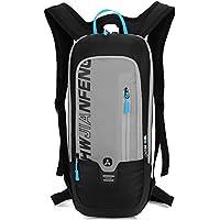 8L Kleiner Fahrradrucksack Trinkrucksack Wasserdicht Rucksäcke Reisetasche mit 2 Liter Leicht zu Reinigen Große Öffnung Wasserblase für Wandern, Klettern, Fahrradfahren, Fahrradrucksack. sowie Laufsport oder Camping Outdoor Sportrucksack Ultraleicht Fahrrad Rucksack von SHTH