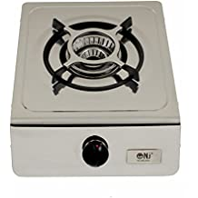 nj-100sd quemador de gas estufa única portátil acero inoxidable catering 4.0 ...