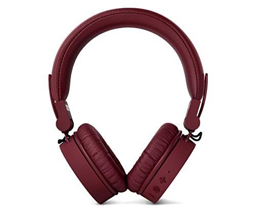 Fresh 'n Rebel Headphones CAPS WIRELESS Ruby | Casque Bluetooth Supra-Auriculaires