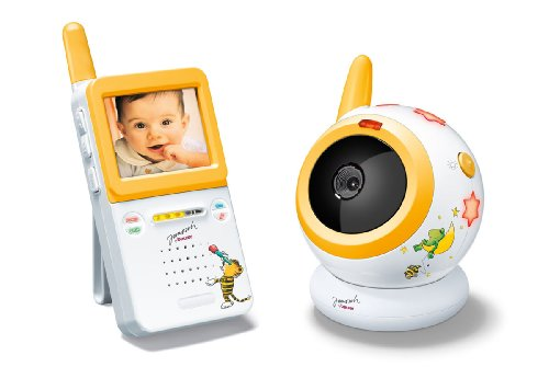 Janosch by Beurer JBY 101 Video-Babyphone