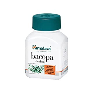 Himalaya Bacopa (Brahmi) Brain Support and Mental Focus