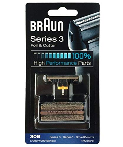 Braun Scherteile Kombipack Series 3 30B / 7000 / 4000 Series -
