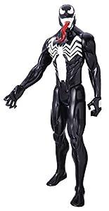 Hasbro- Spiderman Figura titán Villanos (B9707EU60)