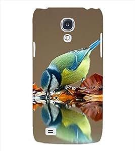 ColourCraft Beautiful Bird Design Back Case Cover for SAMSUNG GALAXY S4 MINI I9190