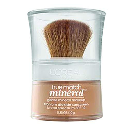 L \'Oréal-Boden-Mineral Foundation leicht-Bare Naturale-N ° 464Natural Beige