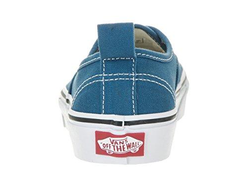 Vans - Unisex-Kind Authentic Elastic Lace Schuhe (Elastic Lace) Navy/True White