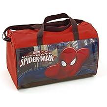 Spiderman SM9591 Bolsa de Deporte Infantil