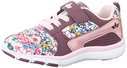Lico Posie Vs, Sneakers basses fille Violett (Lila/Rosa)