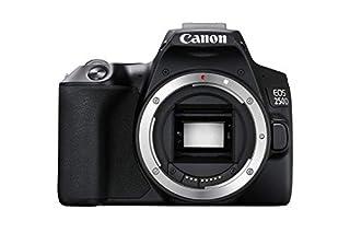 Canon EOS 250D Body - Black Negro Cartucho de Tinta (B07QDB3LQ9) | Amazon price tracker / tracking, Amazon price history charts, Amazon price watches, Amazon price drop alerts