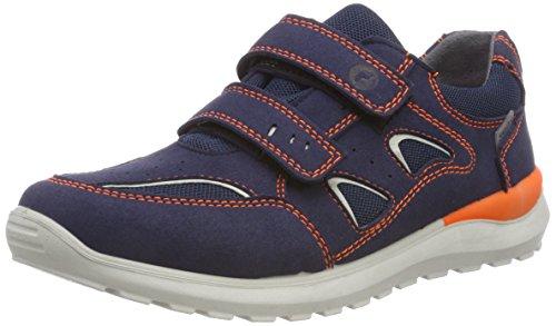 RICOSTA Jungen Nido Hohe Sneaker, Blau (Ozean/Nautic 172), 37 EU
