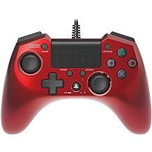 Hori Pad FPS Plus RED Version [PS3/PS4 brand new][Importación Japonesa]