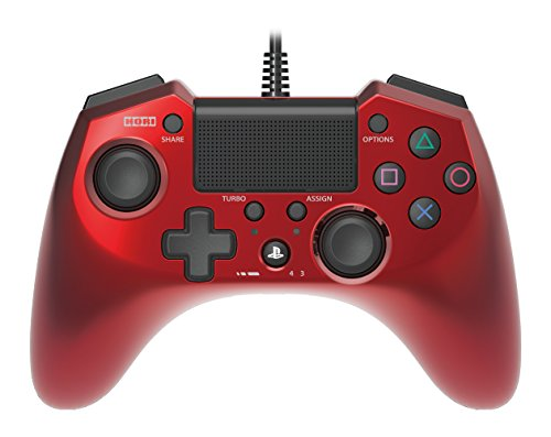 HORI PAD FPS PLUS RED VERSION [PS3/PS4 BRAND NEW]