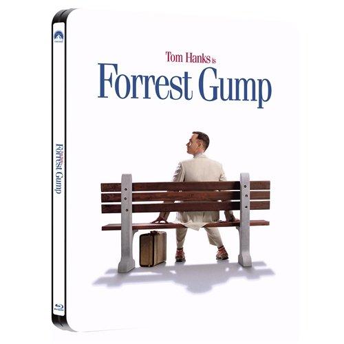 Bild von Forrest Gump - limited Steelbook Edition - UK Import MIT deutscher Tonspur! [Blu-ray]