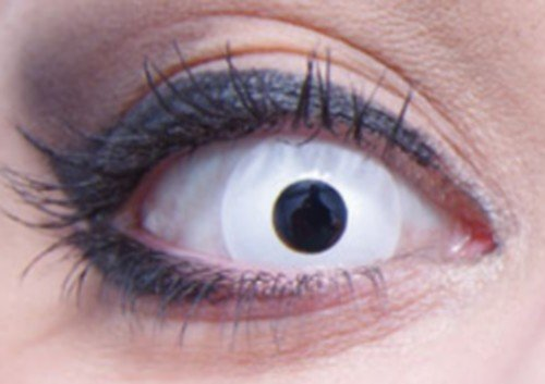 1 Paar Farbige Kontaktlinsen