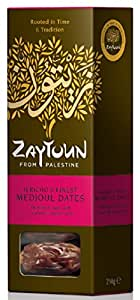 Zaytoun Palestinian Medjool Dates 250 g (Pack of 3)