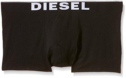 Diesel Herren Boxershorts Umbx-Kory, 3er Pack Schwarz (Black 900)