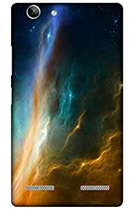 iessential galaxy Designer Printed Back Case Cover for Lenovo Vibe K5