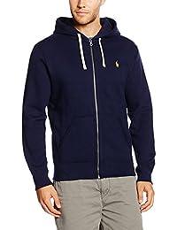 Polo Ralph Lauren Ls Fz Hood Pkt Ppc, Sweat-Shirt àCapuche Homme