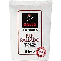 Gallo - Pan Rallado, Paquete 5 kg