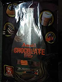 Amul Chocolate Syrup 30 Gm. (Pack of 20)