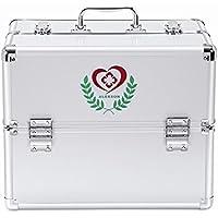 HuAma Hausarzt-Box Medizinische Box Spezielle Größe Multi-Layer Komplette Erste-Hilfe-Kasten Ambulante Medizinische... preisvergleich bei billige-tabletten.eu