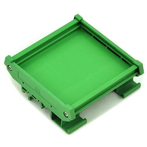 Electronics-Salon DIN-Schienen-Montage-Träger, für 72 mm x 80 mm Leiterplatte, Gehäuse, Halterung. Din Rail Mount Bracket